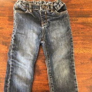 Denim children's place jean size 4T